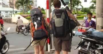 Western backpackers: potential customers are forgotten